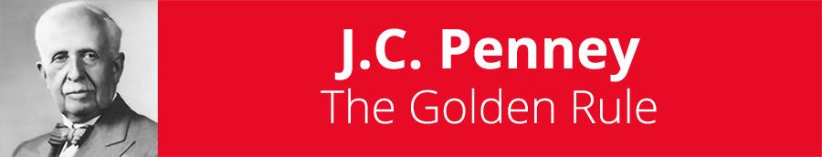 James Cash Penney - Founder of J.C. Penney